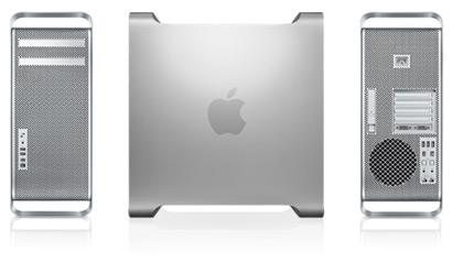 c6ee61efbbd Der schnellste Edel-Mac von Apple legt noch einmal kräftig zu. Ab sofort  kann man den brandneuen Mac Pro mit starken 2x 3,0 GHz Quad-Core Intel Xeon